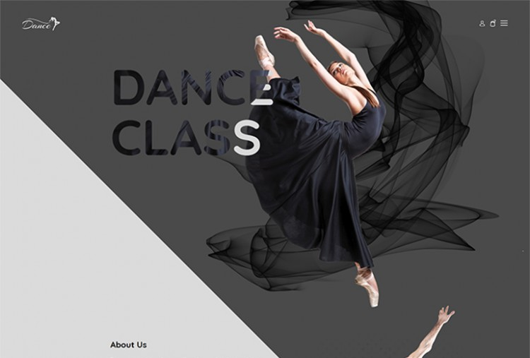 Dance Multi-Page HTML Template