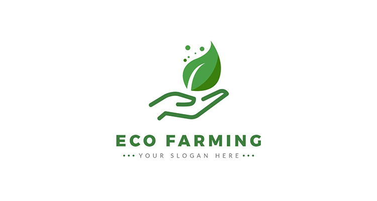 Eco Farming Logo