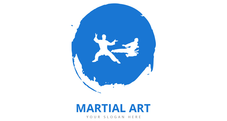 Martial Art Logo