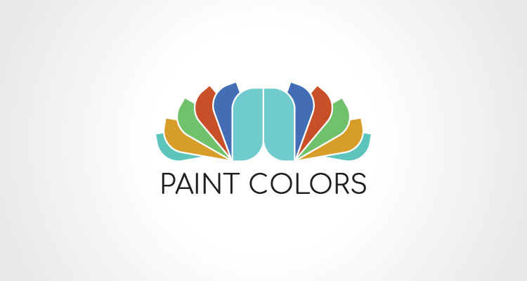 Paint Colors Logo