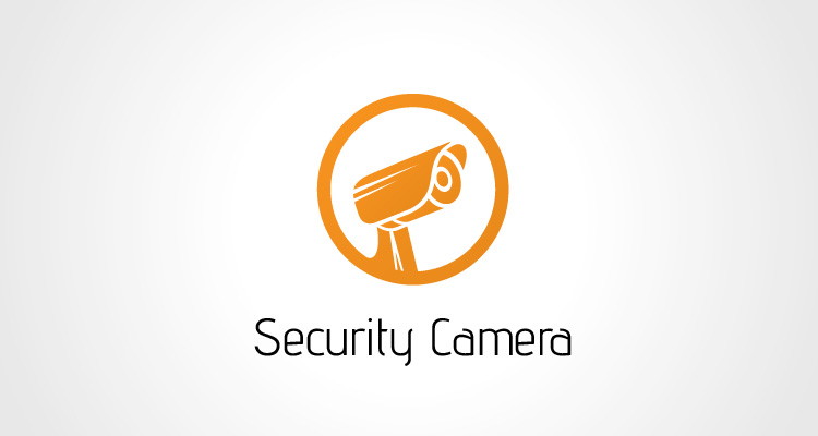 Security Camera Logo