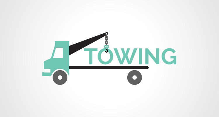 Towing Company Logo